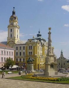 Pécs (Foto: Wikimedia Commons)