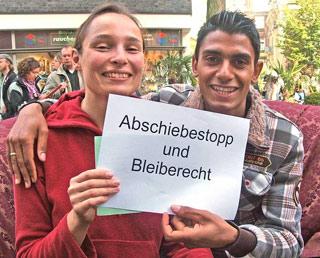 Aktion 302 in Münster: Rettet eure Nachbarn!