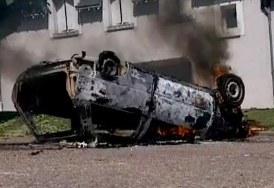 Frankreich: Unruhen nach dem Tod eines jungen Mannes in Saint-Aignan