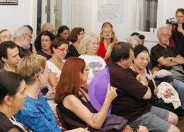 20 Jahre Romano-Centro - Veranstaltung im Republikanischen Klub, Juni 2011
