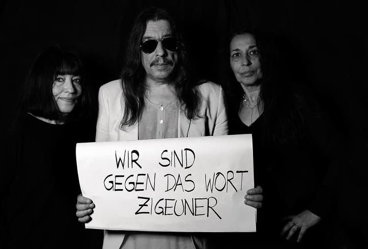 Wir sind gegen das Wort Zigeuner