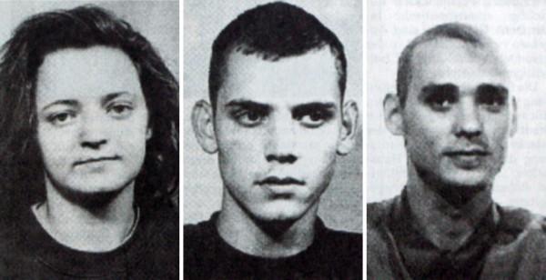 Neonaziterror in Deutschland; Fahndungsfoto der Zwickauer Zelle