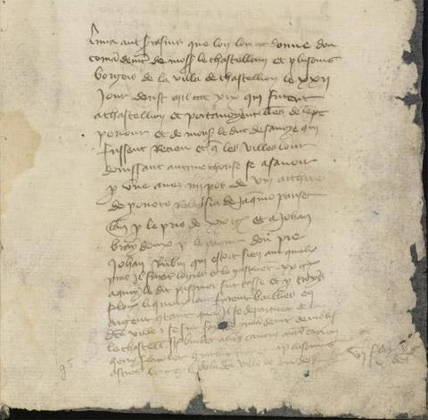 Chastellion 1419