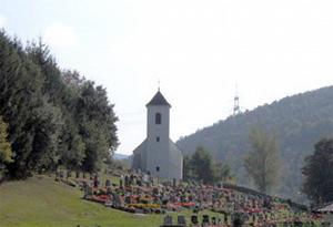 Roma-Gedenken: Evangelische Kirche in Goberling (Foto: stadtschlaining.at)