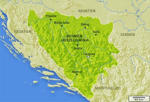 Bosnien-Herzegowina (Foto: Tagesschau.de)