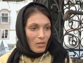 Videoportraits in Salzburg: Ioanela