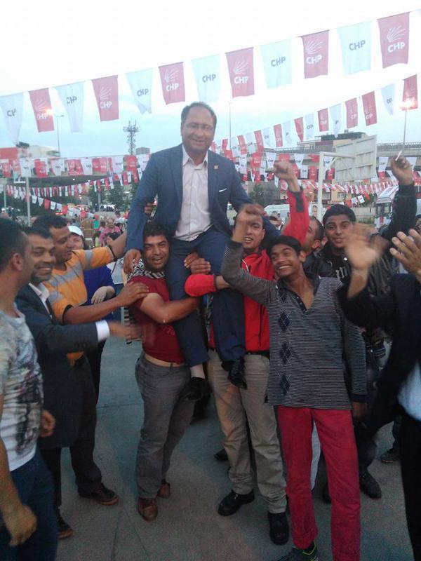Erster Roma-Abgeordneter der Türkei