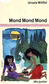 """Buchcover von """"Mond Mond Mond"""""""