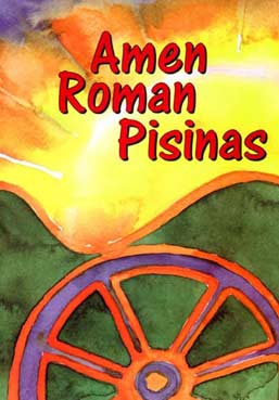"Alphabet-Fibel ""Amen Roman Pisinas - Wir schreiben Roman"" (1996)"