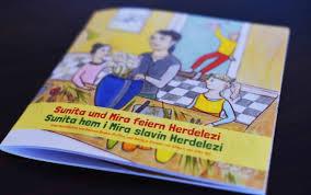"Kinderbuch ""Sunita und Mira feiern Herdelezi"""