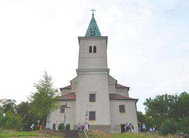 Niederösterreich: Wallfahrtskirche in Karnabrunn (Foto: Sonntag)