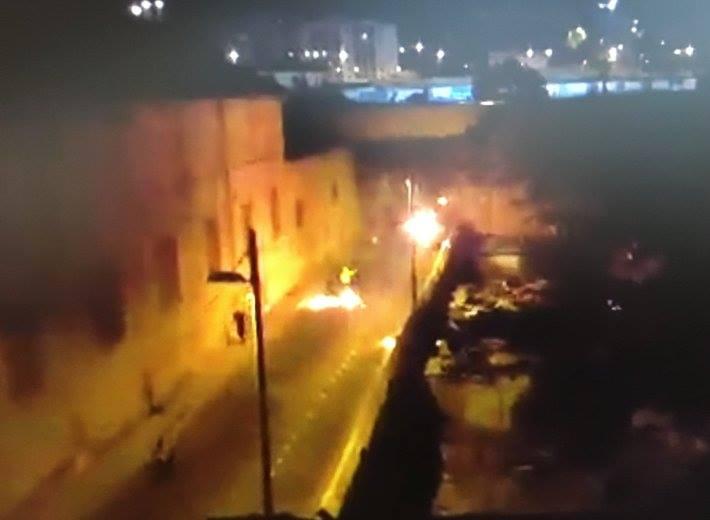 Angriff auf Roma in Frankreich