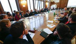"Dialogplattform 2013 zum Thema ""Zugang zu Bildung"" (Foto: Georg Stefanik, BKA)"