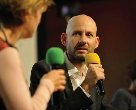 Regisseur Stefan Ludwig (Foto: budapester.hu)