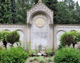 """Familiengrab Weihs in Osnabrück: Titelbild des Berichts """"Dauerhafter Erhalt der Grabstätten NS-verfolgter Sinti und Roma"""""""