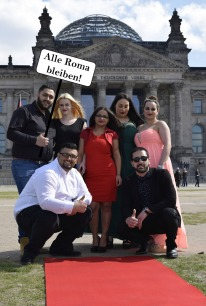 Deutschland: Amaro Drom startet neues Jugend-Theaterprojekt (Foto: Amaoro Drom)