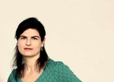 RomArchive-Initiatorin Franziska Sauerbrey (Foto: Nihad Nino Pušija/RomArchive)