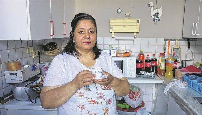 Seit 17 Jahren arbeitet Rabie Peric-Jasar im echten Leben als Muttersprachenlehrerin. (© Solmaz Khorsand)
