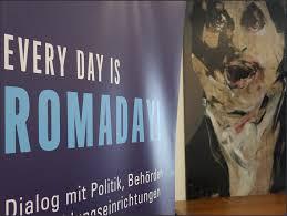 Romaday - Konferenz in Deutschland