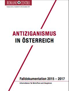 Antiziganismusbericht 2017