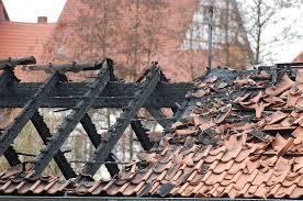 Deutschland: Wieder brannte das Haus der Roma-Familien in Plauen (Foto: Romano Sumnal)