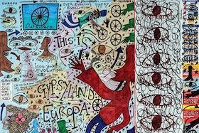 Gipsyland Europa, Damian Le Bas (Bild: Damian Le Bas via freitag.de)
