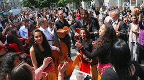"World Roma Festival ""Khamoro"", 2015 (Foto: Khamoro)"
