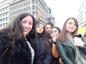 Opre Romnja- Treffen junger Roma-Frauen in Düsseldorf_03-2018_c_amaro_drom_web