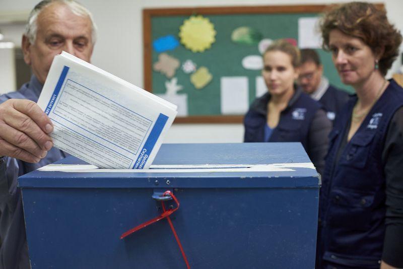 Wahlen in Bosnien und Herzegowina