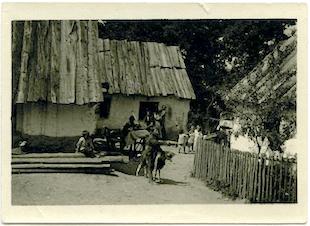 Romasiedlung in Sulzriegel im Burgenland (Foto: VHS Roma)