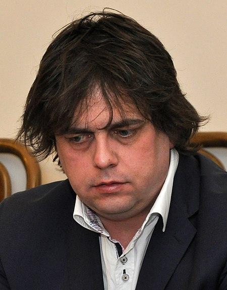 Miloslav Rozner (Foto: Pirátská strana/Wikimedia CC)