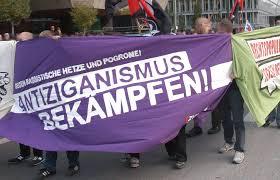 """""""Antiziganismus bekämpfen"""" (Foto: zusammenhandeln.blogsport.eu)"""