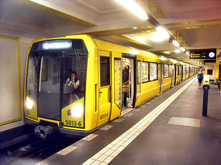 Deutschland: Angriff in U-Bahn in Berlin (Foto: Wikimedia/Jivee Blau)