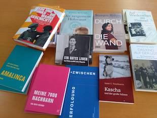 Roma und Sinti auf der Frankfurter Buchmesse (Foto: Zentralrat)