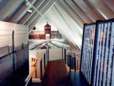 Die ständige Ausstellung am Dokumentationszentrum in Heidelberg besteht seit Márz 1997 (Foto: Dokumentationszentrum/Lossen)
