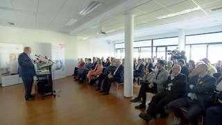 Festakt und Podiumsdiskussion an der Pädagogischen Hochschule in Eisenstadt (Foto: ORF:at)