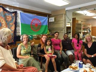 Romacafé in Graz (Foto: Caritas)