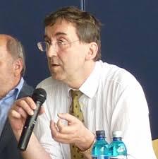 Herbert Heuss, Wissenschaftlicher Leiter des Zentralrates Deutscher Sinti und Roma (Foto: minderheitensekretariat.de)