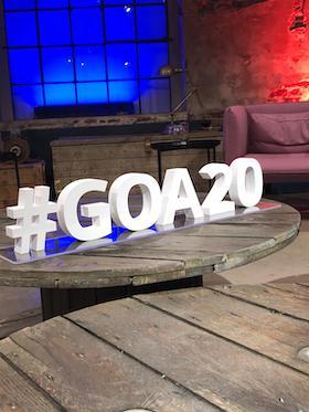 Preisverleihung der Grimme Online Awards 2020 in Deutschland