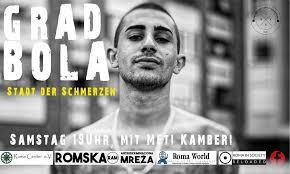 """Veranstaltung mit Meti Kamberi, Autor von """"Grad Bola"""""""