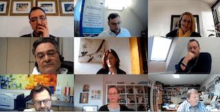 Romabiz: Onlinetreffen in Oberwart (Foto:BFI Burgenland)