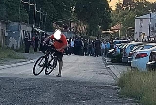 Ausschreitungen gegen Roma imn Polen (Foto: via Korso)